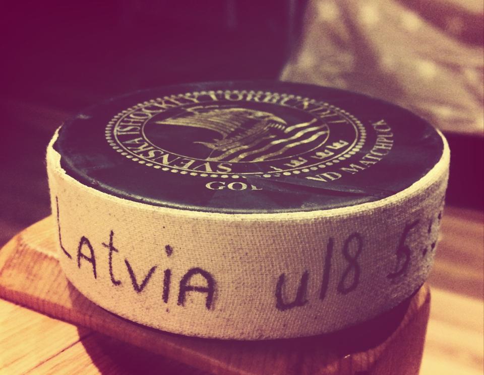 Latvijas u18 izlase