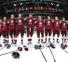 Vai Latvijas hokeja izlasi aplidos ceturtdaļfināla fortūna?