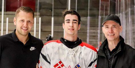 Pacietīgs latvietis Dānijas hokeja saimniecībā ar jaunām ambīcijām