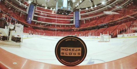 Kruķu pavadā uz NHL svētkiem Zviedrijā