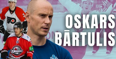 Oskars Bārtulis par Aizsargu Deficītu Latvijā, NHL Finālu un Kolorado Sapni